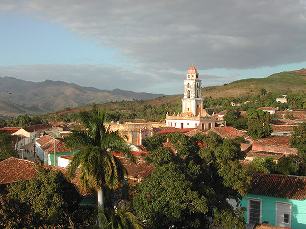 Topes de Collantes, en las montañas de Trinidad y una de las reservas naturales más espectaculares de la isla