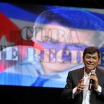 Primer concierto de Álvaro Torres en Cuba. FOTO: Ernesto Mastrascusa/Cubadebate.